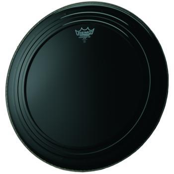 Remo Powerstroke Pro Ebony Bass Drumhead (RM-MTR-PR1400)