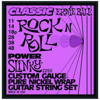 Ernie Ball Classic Pure Nickel Power Slinky (EB-2250)