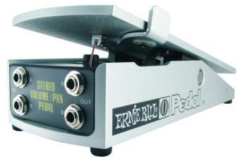 Ernie Ball 500k Stereo/Pan Volume Pedal (EB-6165)
