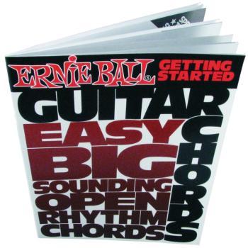 Ernie Ball Guitar Chord Book (P07010)