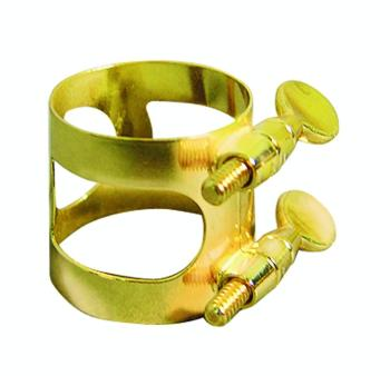 Value Series Alto Sax Ligature, Gold Plated (VL-334G)