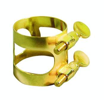 Value Series Alto Sax Ligature, Gold Plated (334G)