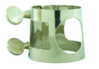 Value Series Bass Clarinet Ligature, Silver (VL-531N)