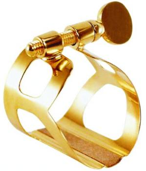 Value Series Bari Sax Ligature, Slim (VL-TR9337GL)