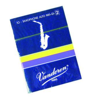 Vandoren® Alto Sax Reeds 10 Per Box (VA-MTR-SR21)