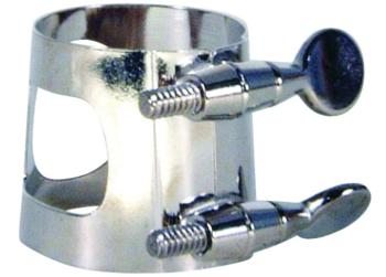 Value Series Silver Plated Bb Clarinet Ligature (VL-332N)