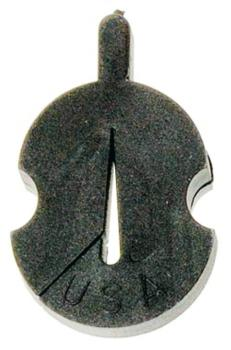 Value Series Violin Mute, Tourte, Hard Rubber (VL-51500)