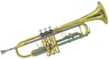 Emperor Deluxe Trumpet Outfit (EM-ETR303)