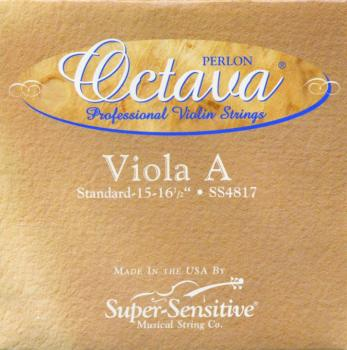 "Super Sensitive Single Viola String, ""A"" (SU-4817)"