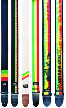 Dunlop Bob Marley Designed Guitar Straps (DU-MTR-BOB0)