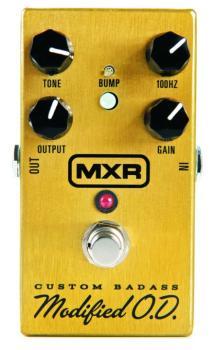 MXR Custom Badass Modified Overdrive Effects Pedal (MX-M77)
