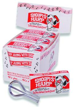 Grover Snoopy's Jaw Harp (GR-3490)