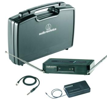 Audio Technica Pro Series 3 VHF Guitar Wireless System (AT-MTR-PRO301G)