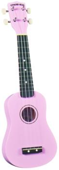 Diamond Head Painted Soprano Ukulele (DA-MTR-DU1)