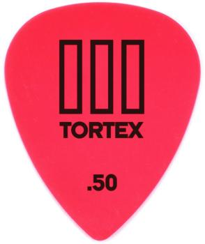 Dunlop Tortex T3 Picks, Packs of 12 (DU-MTR-462P)