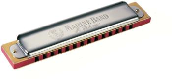 Hohner 14 Hole Marine Band Harmonica (HH-MTR-HH365)