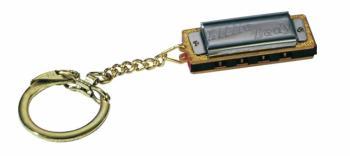 Hohner Little Lady Harp Keychain (HH-109)