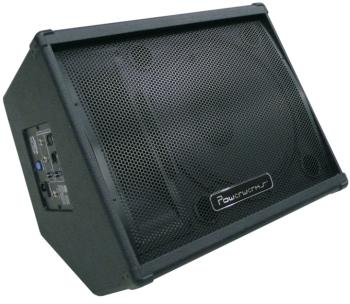 "PowerWerks 12"" Powered Speaker Monitor (OW-PW12PM)"