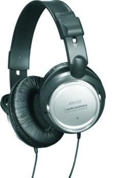 Audio-Technica Dynamic Stereo Headphones (AT-ATHT22)