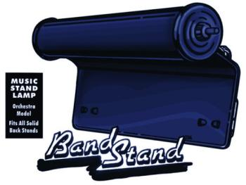 Bandstand Music Stand Lamp (B1-BLS2)
