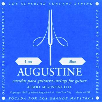 Augustine Blue Label Plain Treble Single G String (AU-A83)