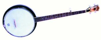 Flinthill 5 String Resonator Banjo (FL-FHB55)