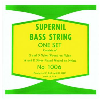 La Bella® Supernil Nylon Bass String Set (LB-L1006)