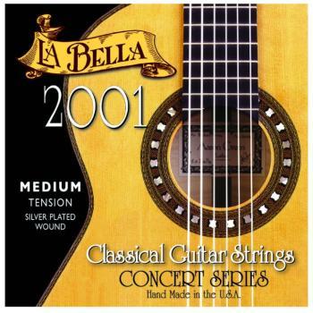 La Bella Med. Ten. Classic Pro Classical Strings (LB-L2001M)