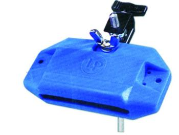 Latin Percussion High Pitch Jam Block, Blue (LP-LP1205)