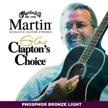 Martin Clapton's Choice P.B. String Set, Light (MA-MEC12)