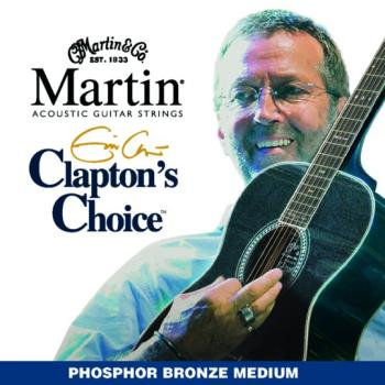 Martin Clapton's Choice P.B. String Set, Medium (MA-MEC13)
