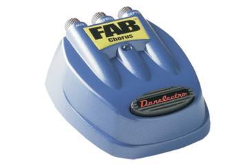 Danelectro D5 Fab Chorus Effect Pedal (DN-D5C)