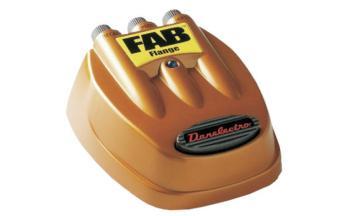 Danelectro D6 Fab Flange Effect Pedal (DN-D6F)