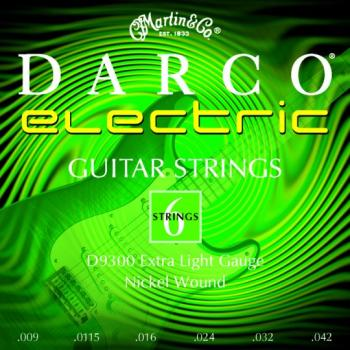 Darco Electric String Set, Xtra Light (DR-D9300)