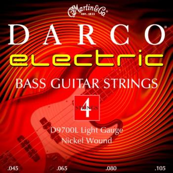 Darco Electric Bass Set, Light (DR-D9700)