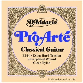D'Addario Pro Arte' Classical Strings, Extra Hard (DD-EJ44)