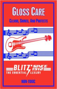 Blitz Polish Cloth (BZ-404)