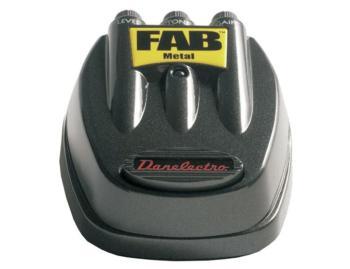 Danelectro Fab 3 Metal Effect Pedal (DN-FM3)