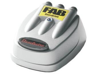 Danelectro Fab 3 Overdrive Effect Pedal (DN-FO3)