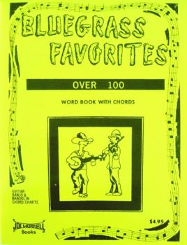 Morrell Bluegrass Favorites Book, Volume 1 (ME-GP301)