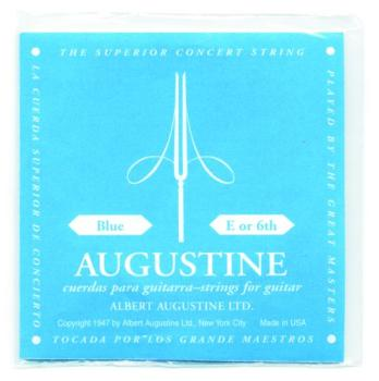 Augustine Blue Label Wound Single E String (AU-A86)