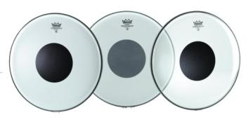 "Remo Controlled Sound Coated Batter w/ Top Dot 14"" (RM-CS011422)"