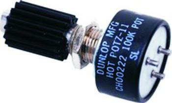 Dunlop Hot Potz II 100K Crybaby Potentiometer (DU-ECB024B)