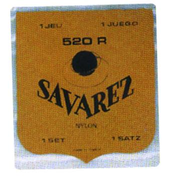 Savarez Normal Tension Classical String Set (520R)