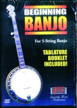 SMP Beginning 5 String Banjo DVD (SM-SMPB1D)