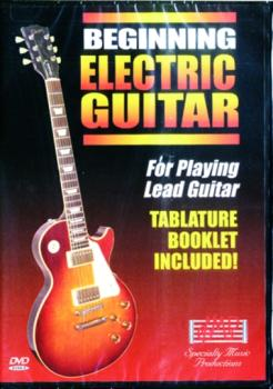 SMP Beginning Electric Guitar DVD (SM-SMPEG1D)