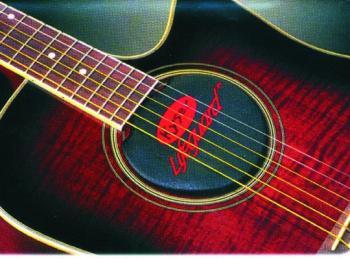 Kyser Guitar Humidifier (KY-KLHA)