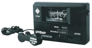 Wittner Quartz Violin Tuner (WI-VT100)