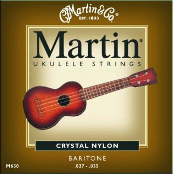 Martin Baritone Uke Strings, Modified True Nylon (MA-M630)