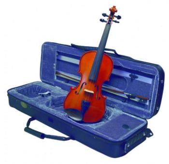 Musino 4000 Deluxe Series Violin Outfit, 4/4 Size (MU-VN4044)